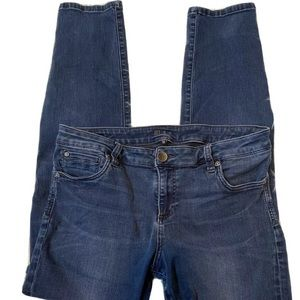 Kut From The Kloth Women's Blue Jeans Size 12